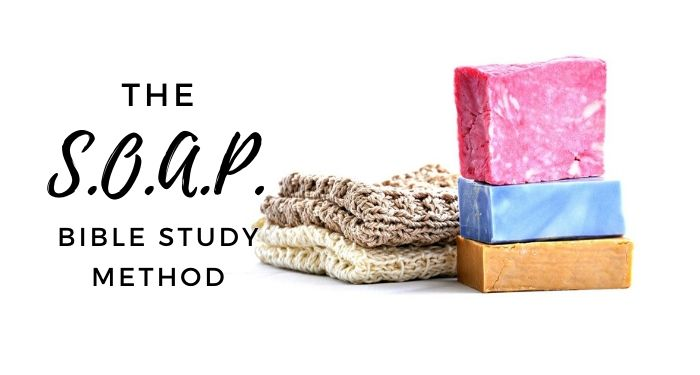 What is the SOAP Bible study method