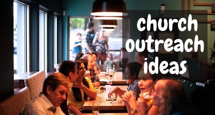 church outreach ideas