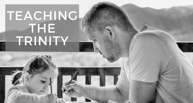 How to teach the trinity to a child